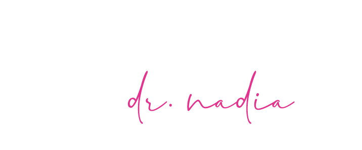Blog with Dr. Nadia