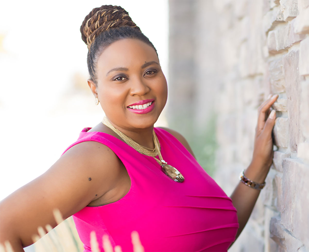 Dr. Nadia Brown - The Doyenne Agency
